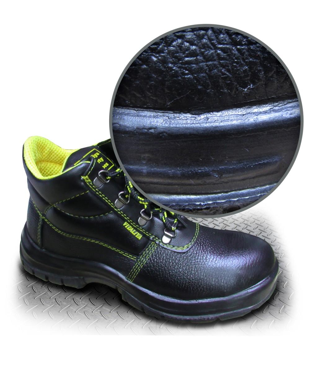 Ботинки с металлическим подноском специальные 550П