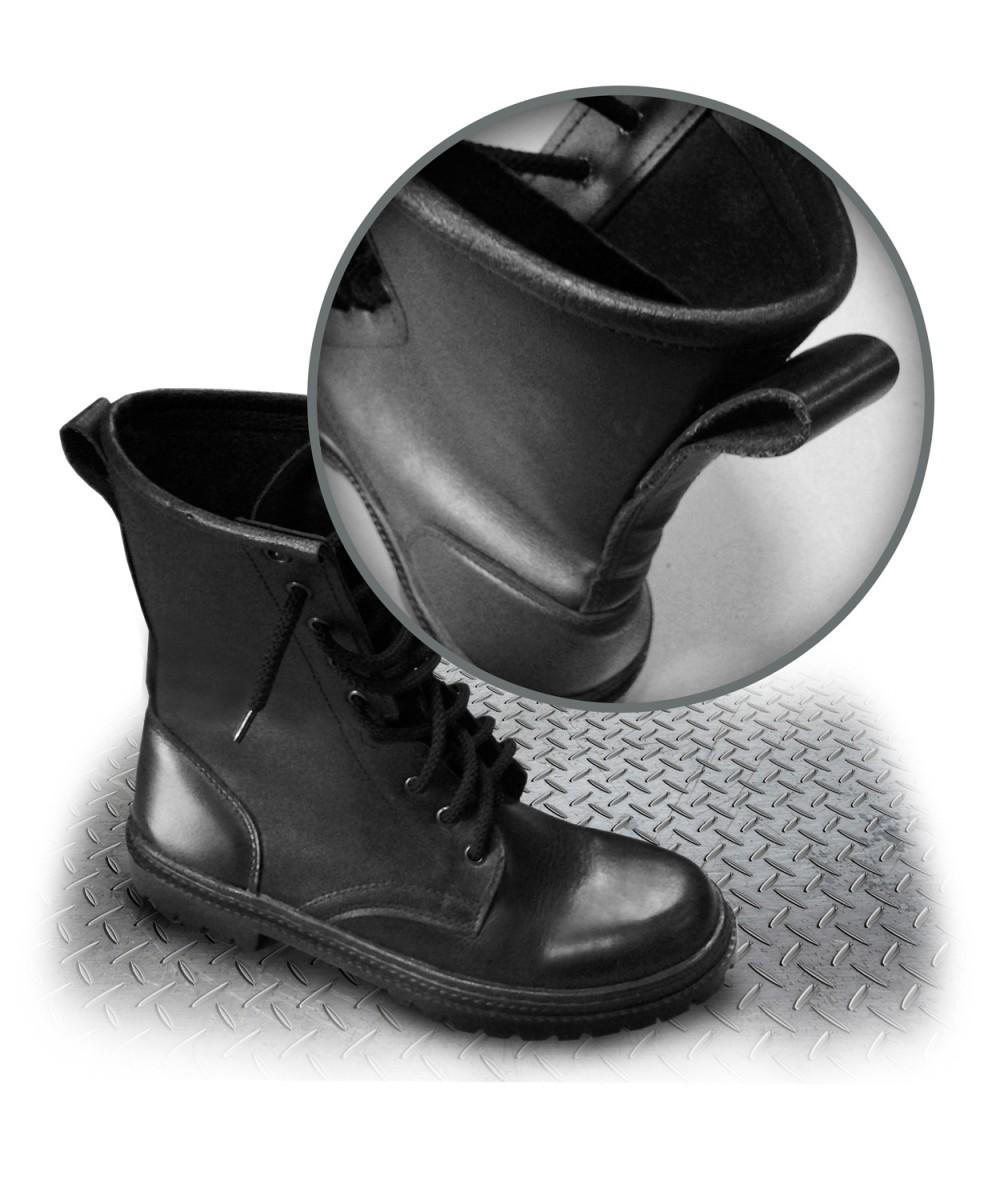 Ботинки с высокими берцами Полигон (демисезоные)