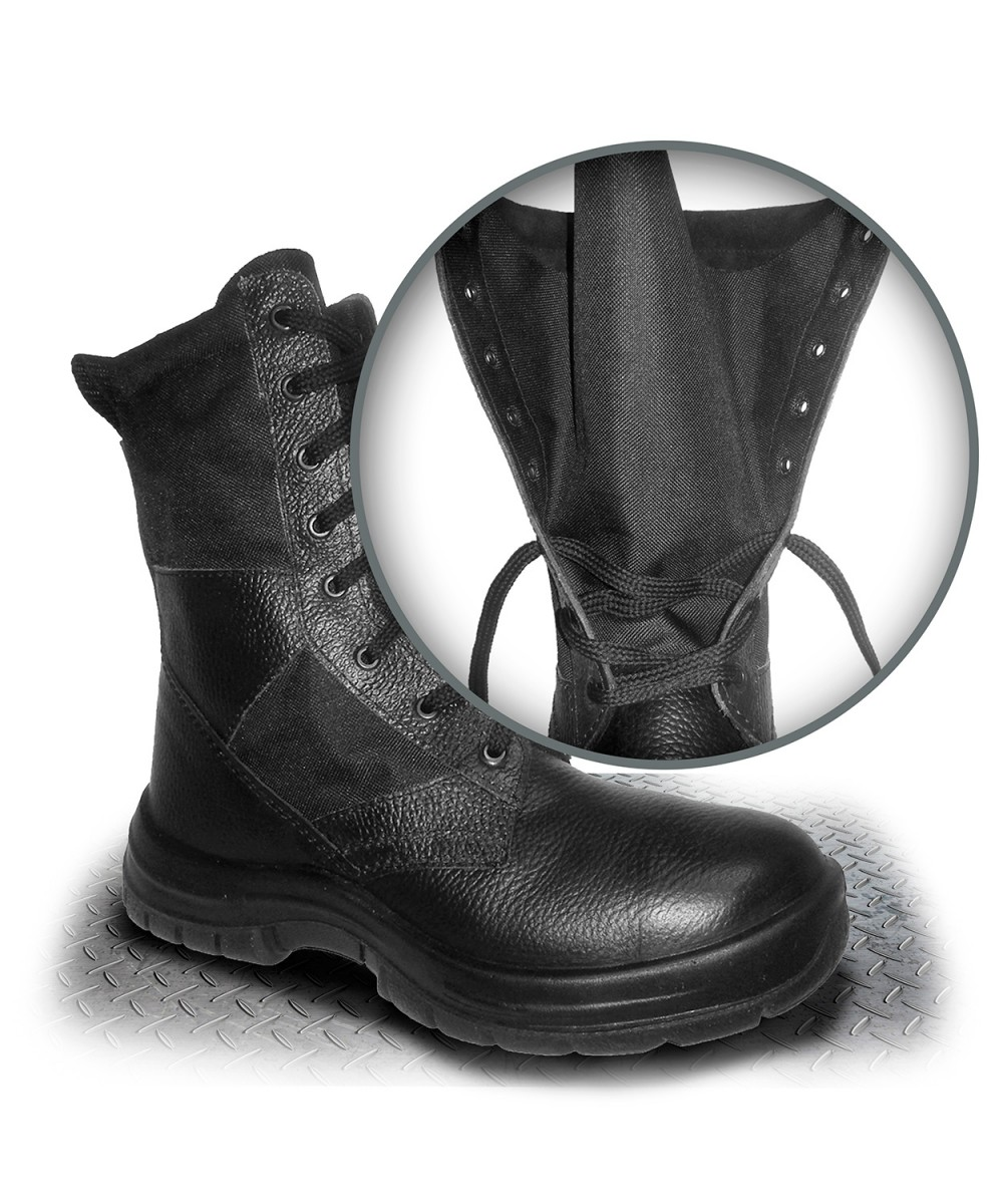 Ботинки на ПУП с завышенными берцами 289Т (лето)