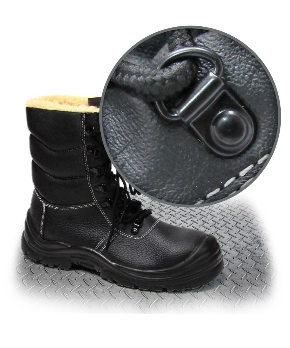 "Ботинки ""TAIGA""с высокими берцами S3"