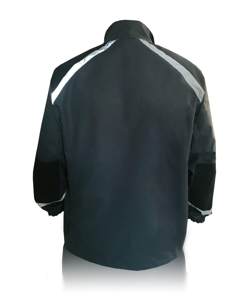 Куртка «ГРАНТ» со светоотражающими вставками