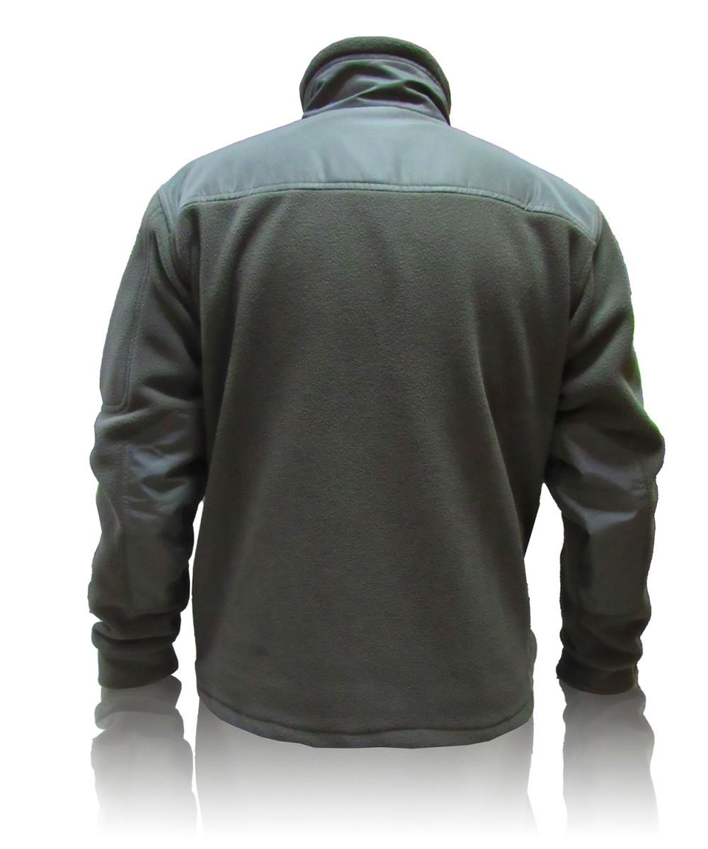 """Куртка флисовая """"Полиция"""" олива"""