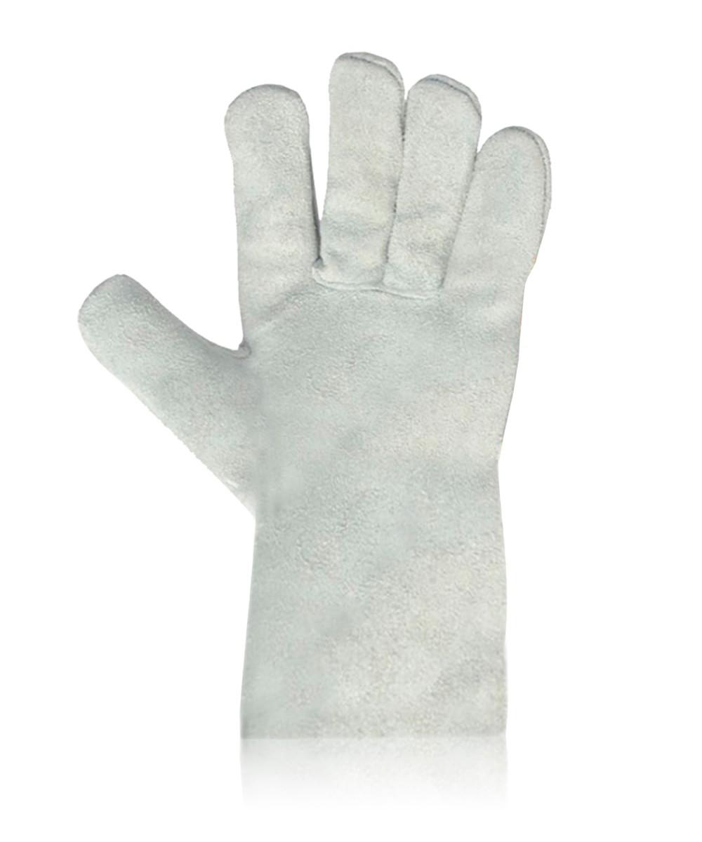 Перчатки с крагами
