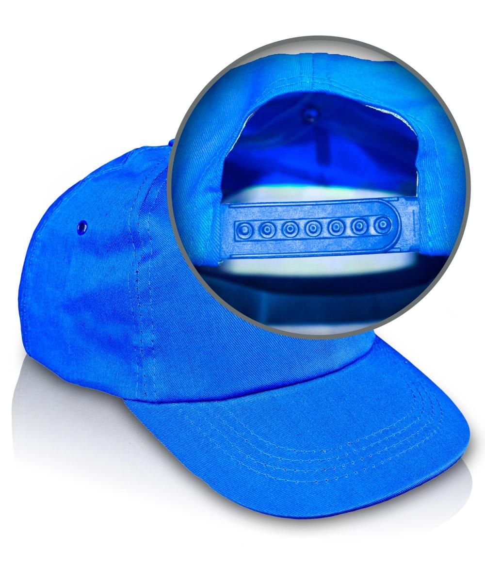 Бейсболка васильковая (цену уточняйте у менеджеров)
