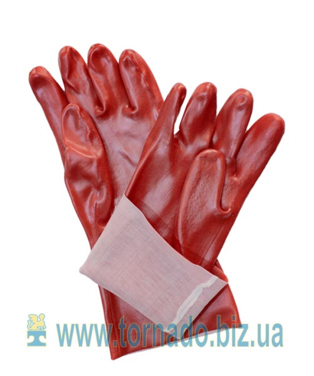 Перчатки МБС 35см (трикотаж покрытый ПВХ) (цену уточняйте у менеджеров)