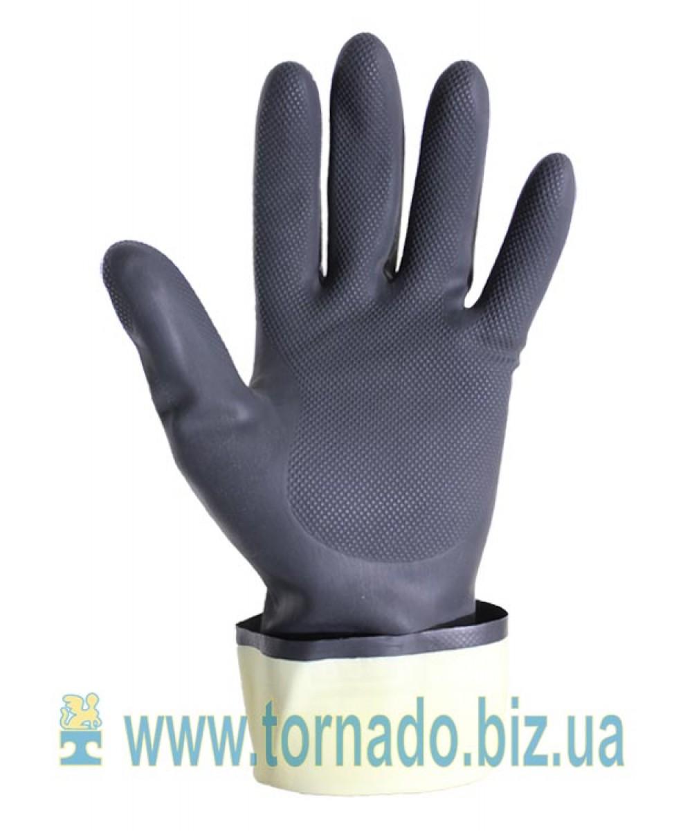 Перчатки Techni-Mix 415 (К50/Щ50 латекс з неопреном 0,6мм) (цену уточняйте у менеджеров)