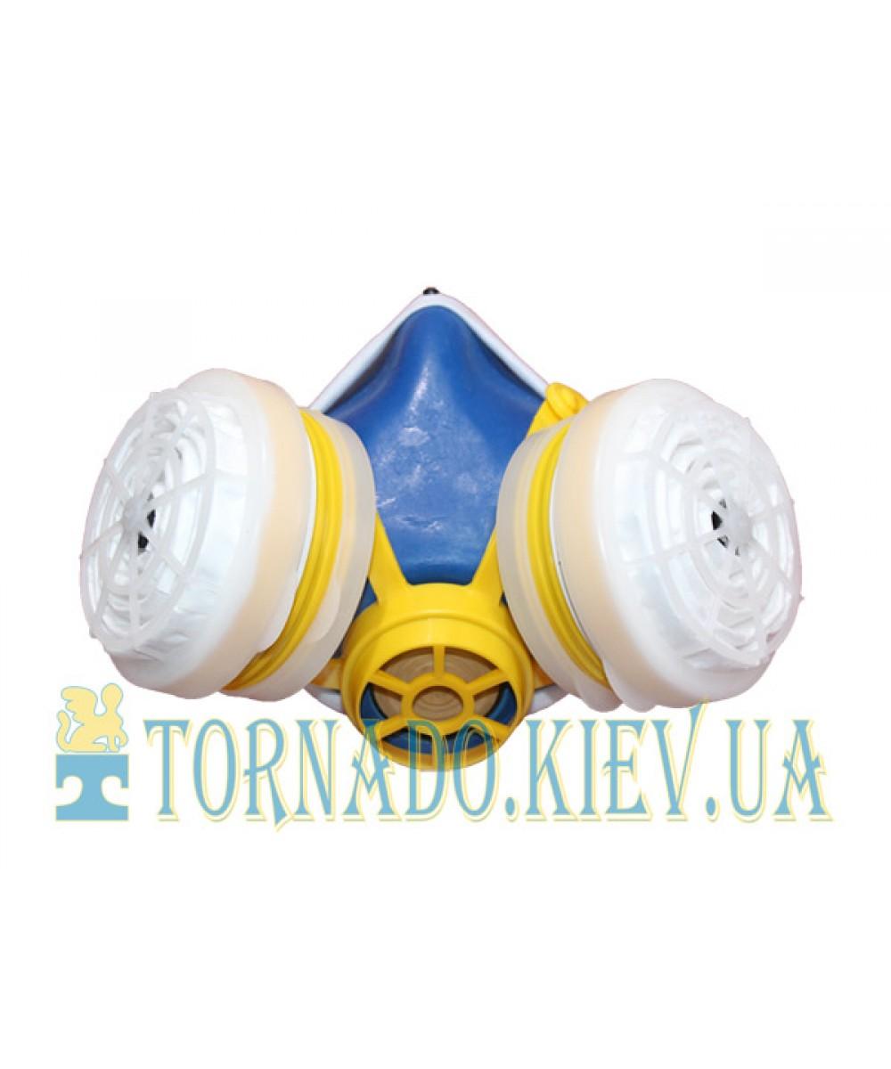 Респиратор газопылезащитный «Тополь» Е1Р1