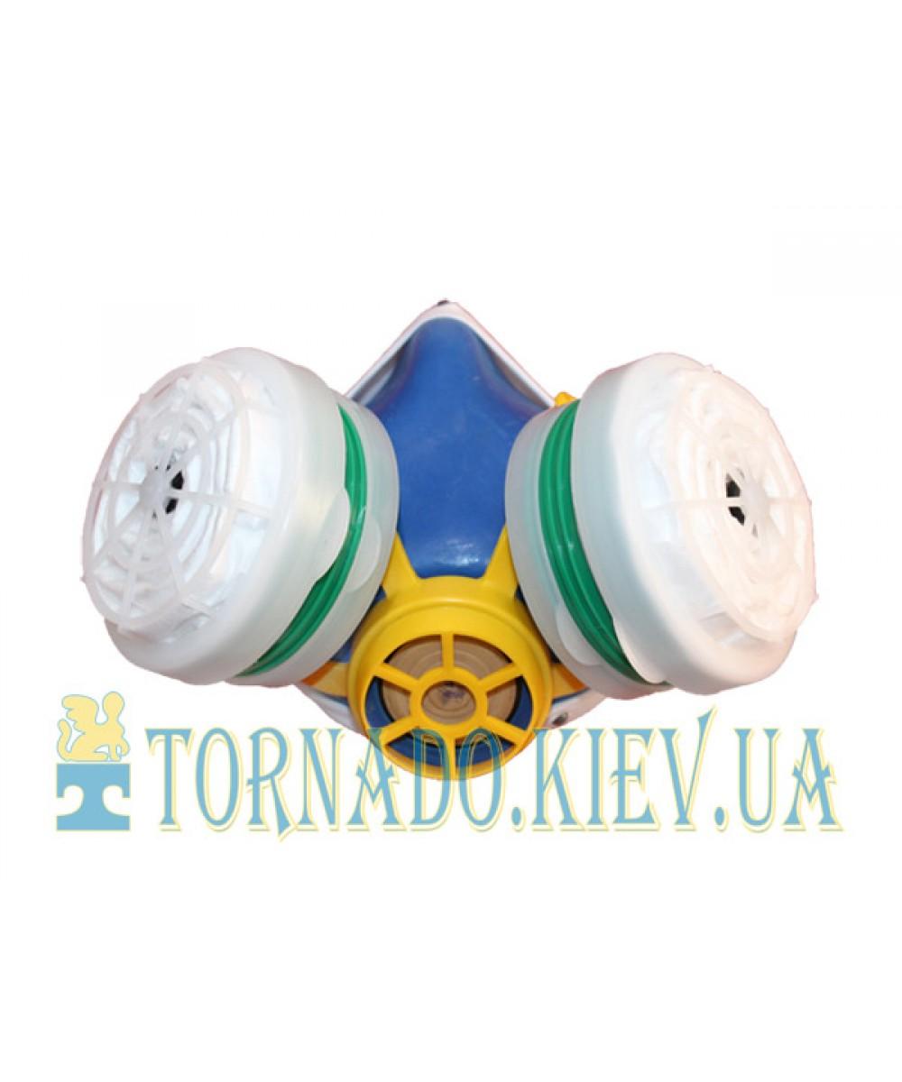 Респиратор газопылезащитный «Тополь» К1Р1