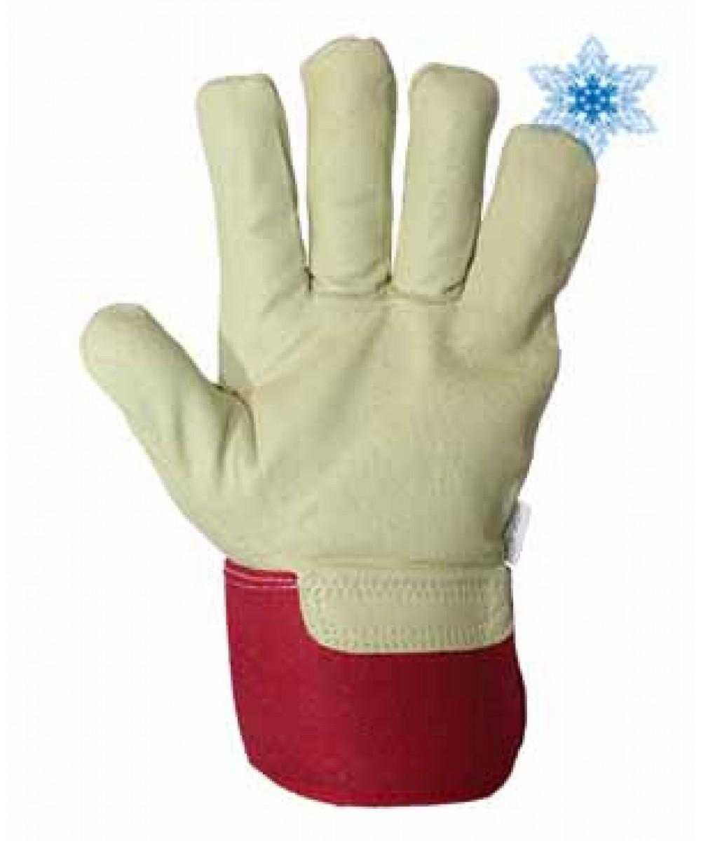 Перчатки МАСТЕР утепленные с усиленным манжетом