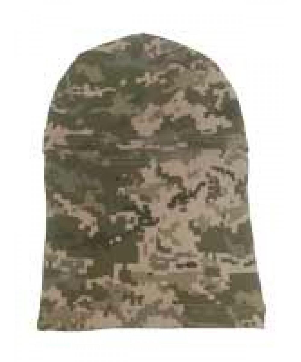 Шапка-маска трикотажная камуфлированная «ВСУ»