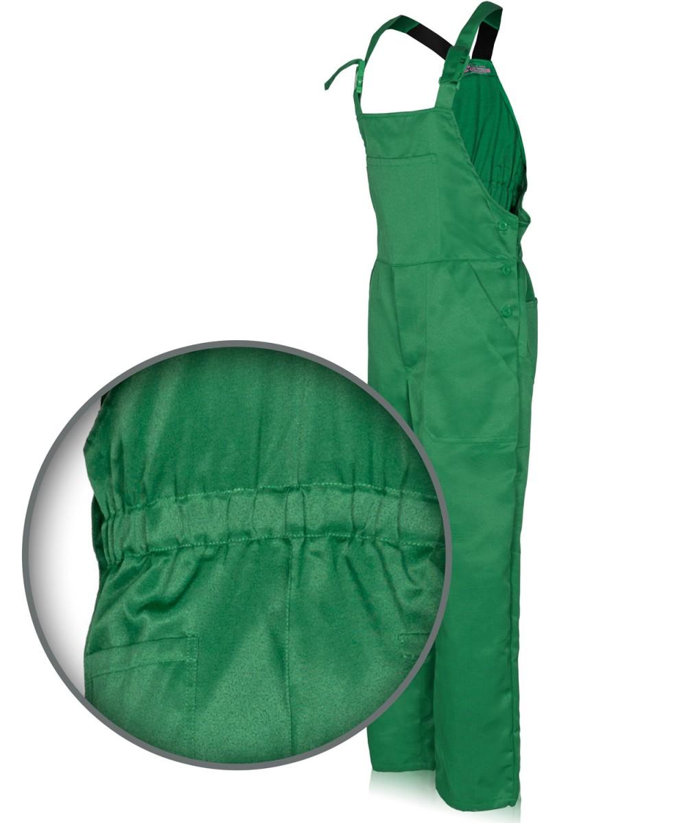 Костюм «ЕВРО» зеленый (рост 5-6)