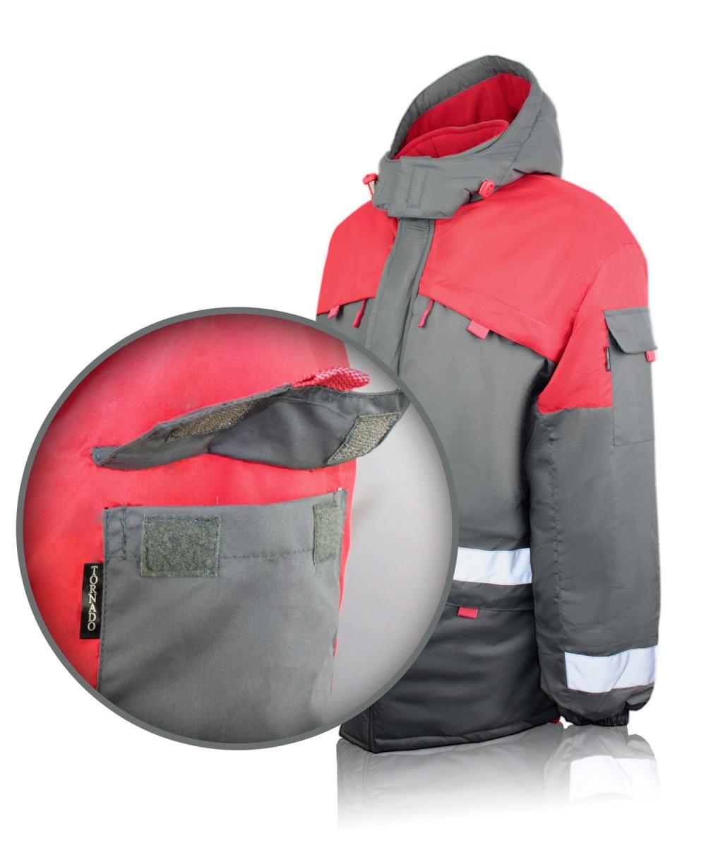 Куртка утепленная «ГРЕЙ»