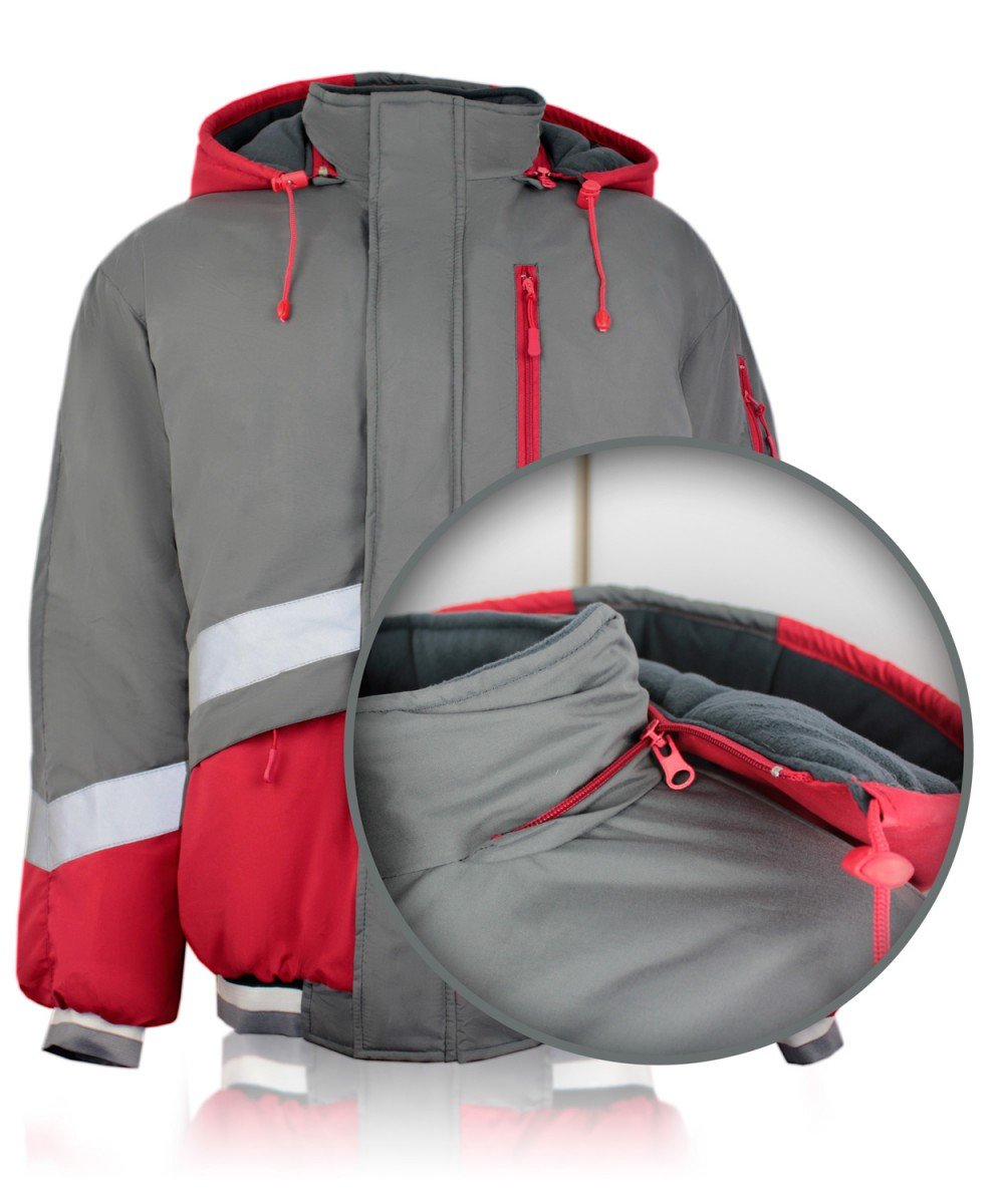Куртка утепленная «ГРЕЙ-2» укороченная