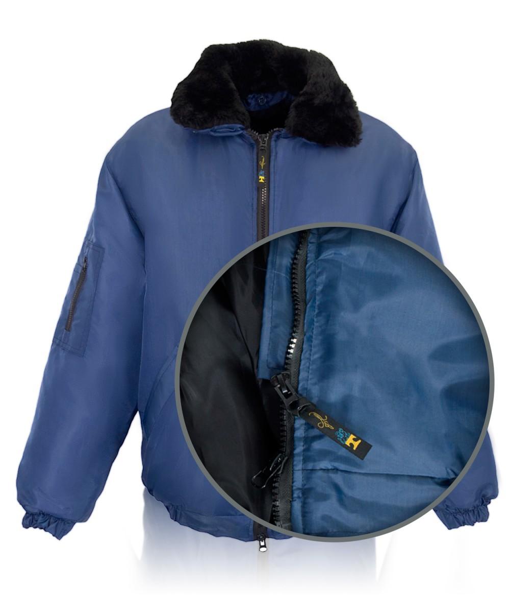Куртка «ПИЛОТ» темно-синяя