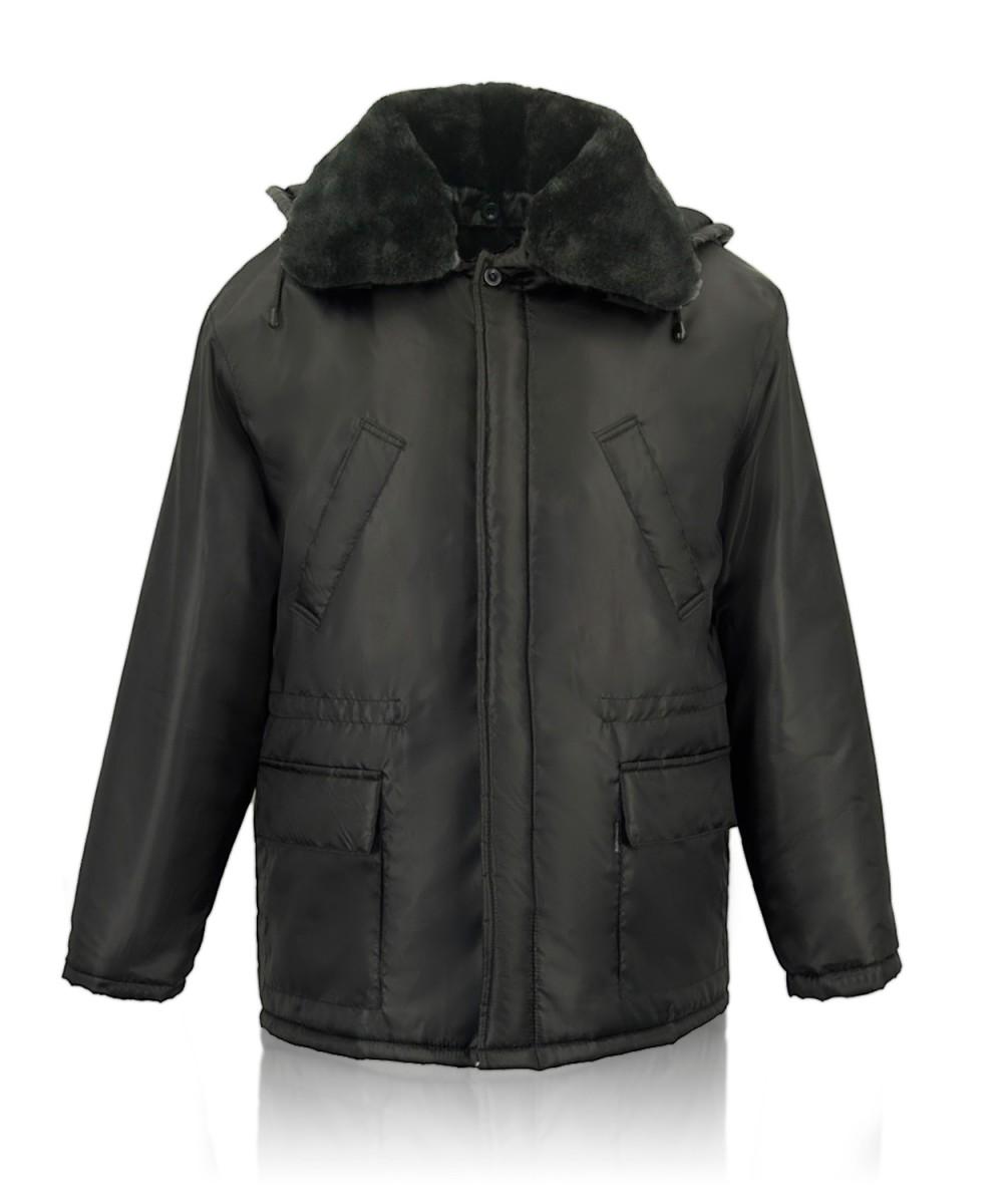 Куртка «ВОЛОНТЕР» черная