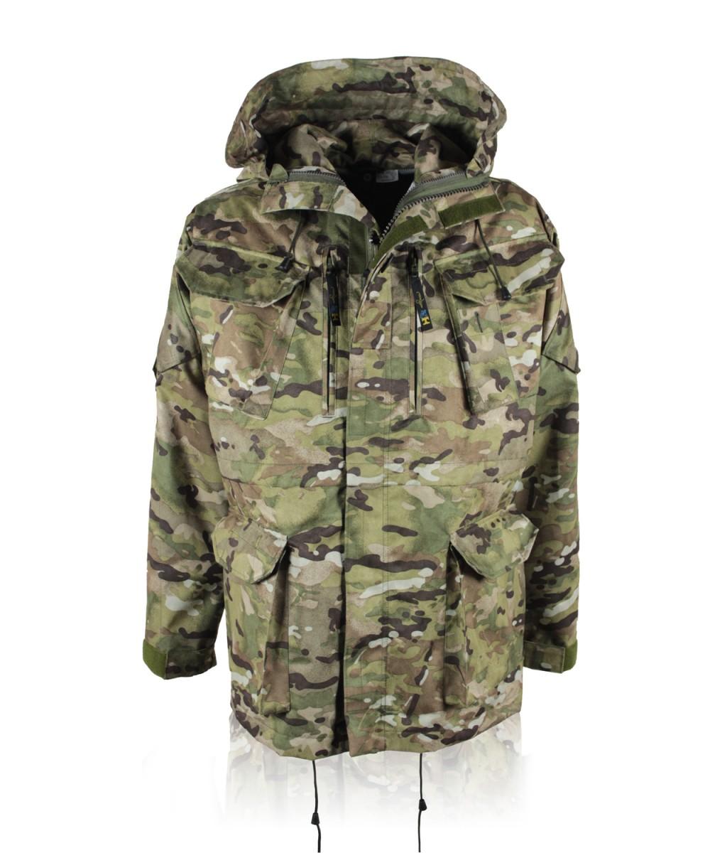 Куртка «КОМБАТ» камуфлированная «MultiCAM»